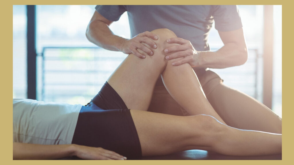Physiotherapie / Krankengymnastik