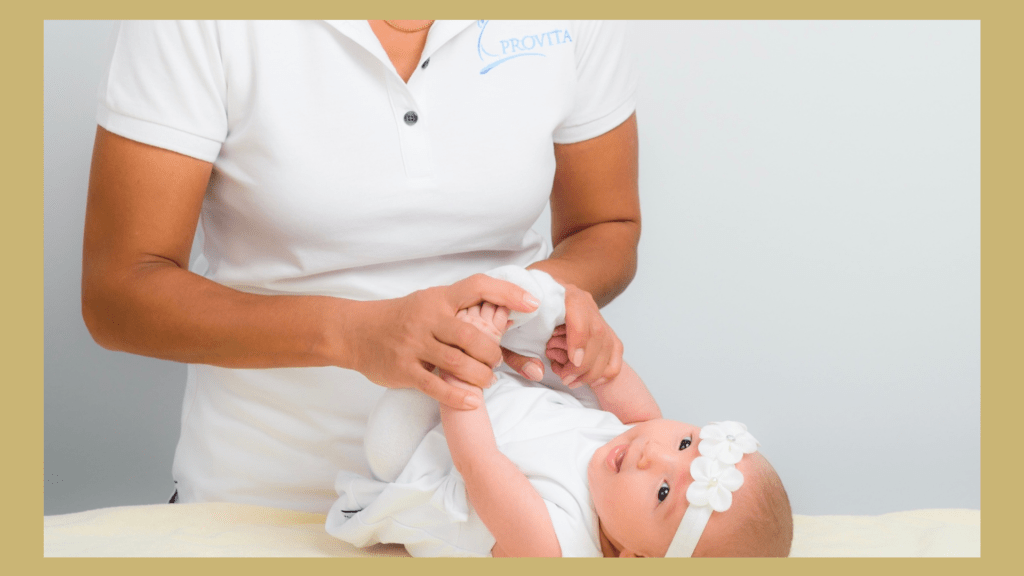 Baby Osteopathie